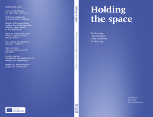 Holding the space finaal cover